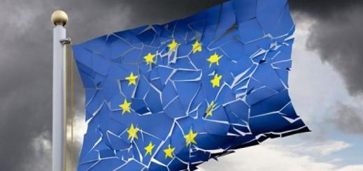 EU-breuklijnen, doem der EU