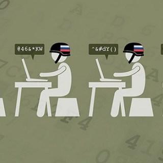 Russische trollen