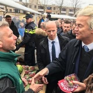 Vervolging van Wilders