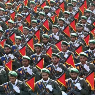 Iraanse Revolutionaire garde