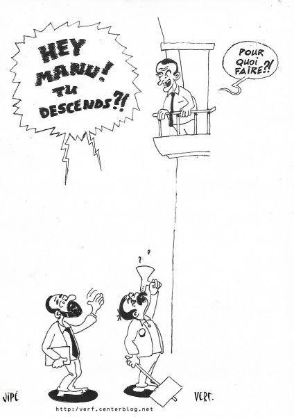 Pour Quoi Faire Ou Pourquoi Faire : faire, pourquoi, Manu,, Descends, Faire?