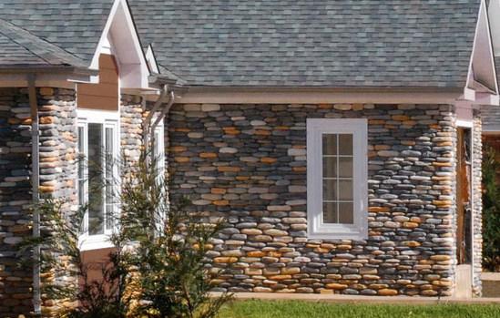 Piedras para fachadas