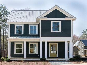 casas fachadas blanco negro colores visitar grises