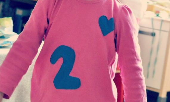 2 Jahre - Merkmale von Zweijährigen
