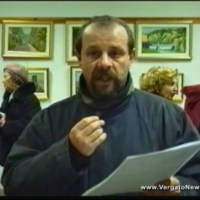 Tiziana Quadri e Alessandro Riccioni presentano il pittore Orlando Mengoli
