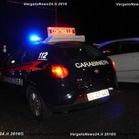 """""""Alcol e violenza"""" Carabinieri intervengono per sedare una lite e un Maresciallo finisce all'Ospedale"""