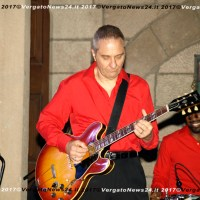 Stasera a Vergato -ANTHONY PAULE SOUL ORCHESTRA & GUEST (USA)""