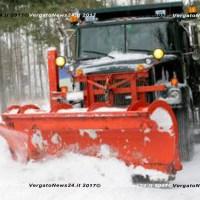 """Allarme meteo """"arancione"""" per Vergato e dintorni, neve con accumuli di 30 cm"""