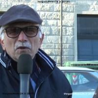 "Fontana del maestro Luigi Ontani - La ""squadra"" in sopralluogo"
