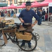 """La bicicletta del """"marronaio"""" dalla Garfagnana a Porretta"""
