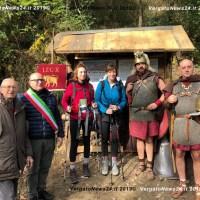 La X° Legio di Roma, invitata a Monzuno per nuovi pannelli sulla Flaminia Militare