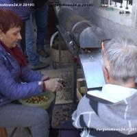 """Le macchine """"castra-cuoci castagne"""" al Mulino di Mezzo"""