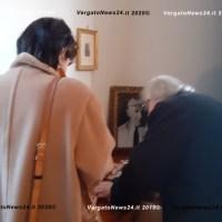 Vittorio Sgarbi a Grizzana - Visita alla casa di Giorgio Morandi