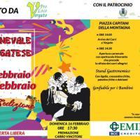 138' Carnevale Vergatese domenica 9 e 16 febbraio 2020