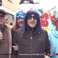 Carnevale di Vergato - Arriva il Rompiglione con le interviste dalla piazza