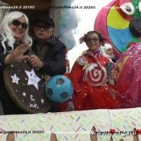 Il Carnevale di Vergato con le interviste sui carri da l'appuntamento al 2021