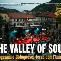 The Valley of Soul 2020. Il 27 luglio serata a Vergato