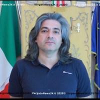 Il sindaco Giuseppe Argentieri informa i cittadini sul caso Covid-19 recentemente rilevato