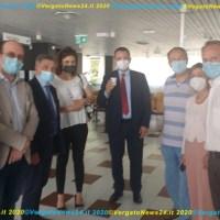 L'Assessore alla Sanità Raffaele Donini visita le Terme di Porretta e richiede un dossier per l'invio alla Commissione Scientifica Regionale