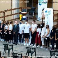 L'Istituto Fantini di Vergato apre l'anno scolastico con borse di studio, diplomi, musica e teatro