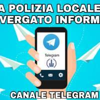 Polizia Locale di Vergato - L'informazione ai cittadini viaggia su Telegram