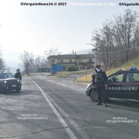 S. Benedetto Val di Sambro - Incremento contagi da COVID-19 Intervengono i Carabinieri