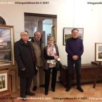 """Paola Marchi """"40 anni di pittura"""" - Una mostra personale nei locali della storica galleria """"Sant'Isaia"""" in via Nosadella 41/A"""