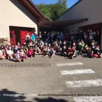 Camugnano - A scuola con la borraccia, consegnate oltre cento borracce personalizzate