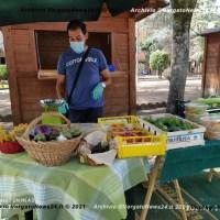 Il mercatino dei produttori a Vergato ogni sabato mattina