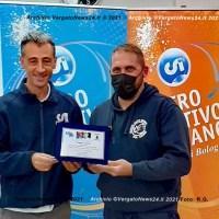 """""""Premio Fedeltà"""" alla Polisportiva F.lli Zanni di Vergato"""