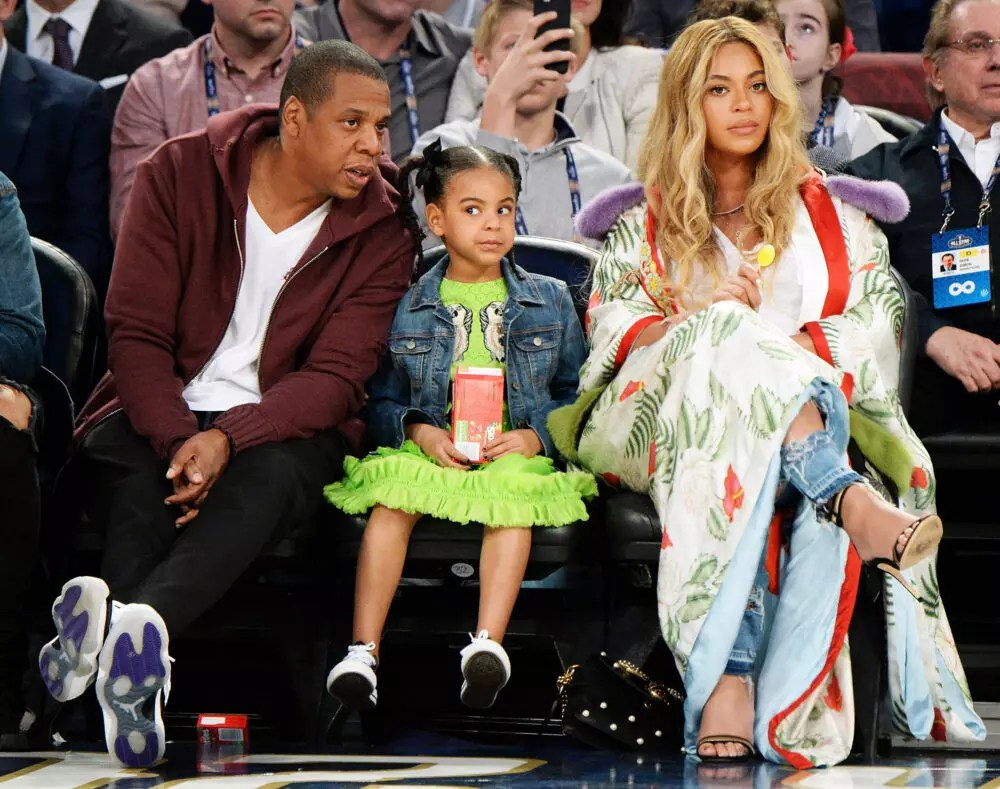 jay z has a grown up daughter she launches a campaign to prove existence verge campus