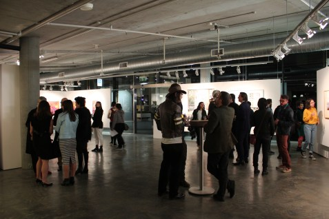 Parallel Relations: Seriality in Photography Opening Night.