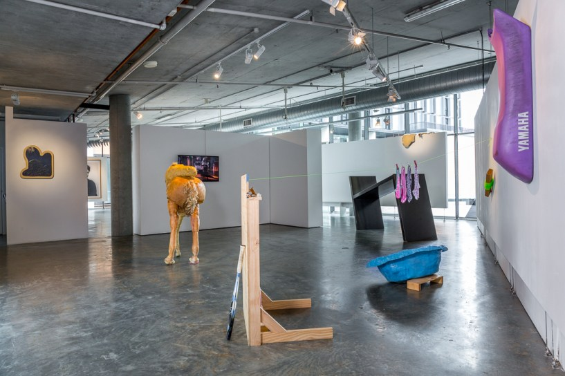 Installation shot :: Awkward Objects // Image by Document Photography