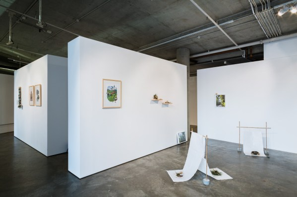 Woven exhibition 2017. Image by Document Photography.