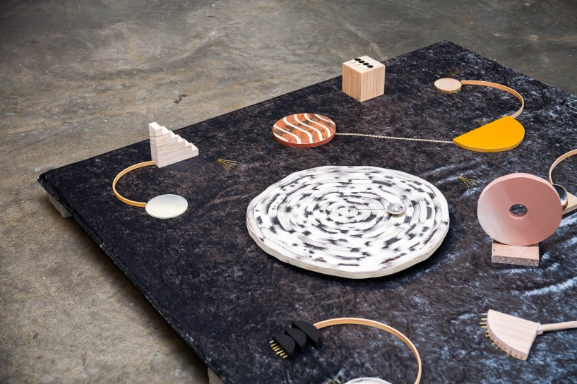 Lisa Sammut, tapestries for galaxies. Image by Document Photography.