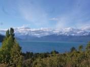 Lago Gen Carrera cerca Pto Guadal