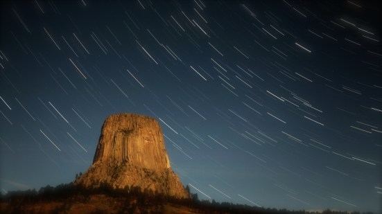 Bear Lodge, Devils Tower Nat'l Monument by Verglas Media