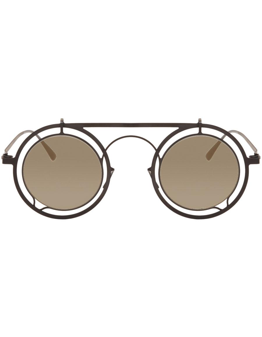 DAMIR DOMA Black Mykita Edition Siru Sunglasses