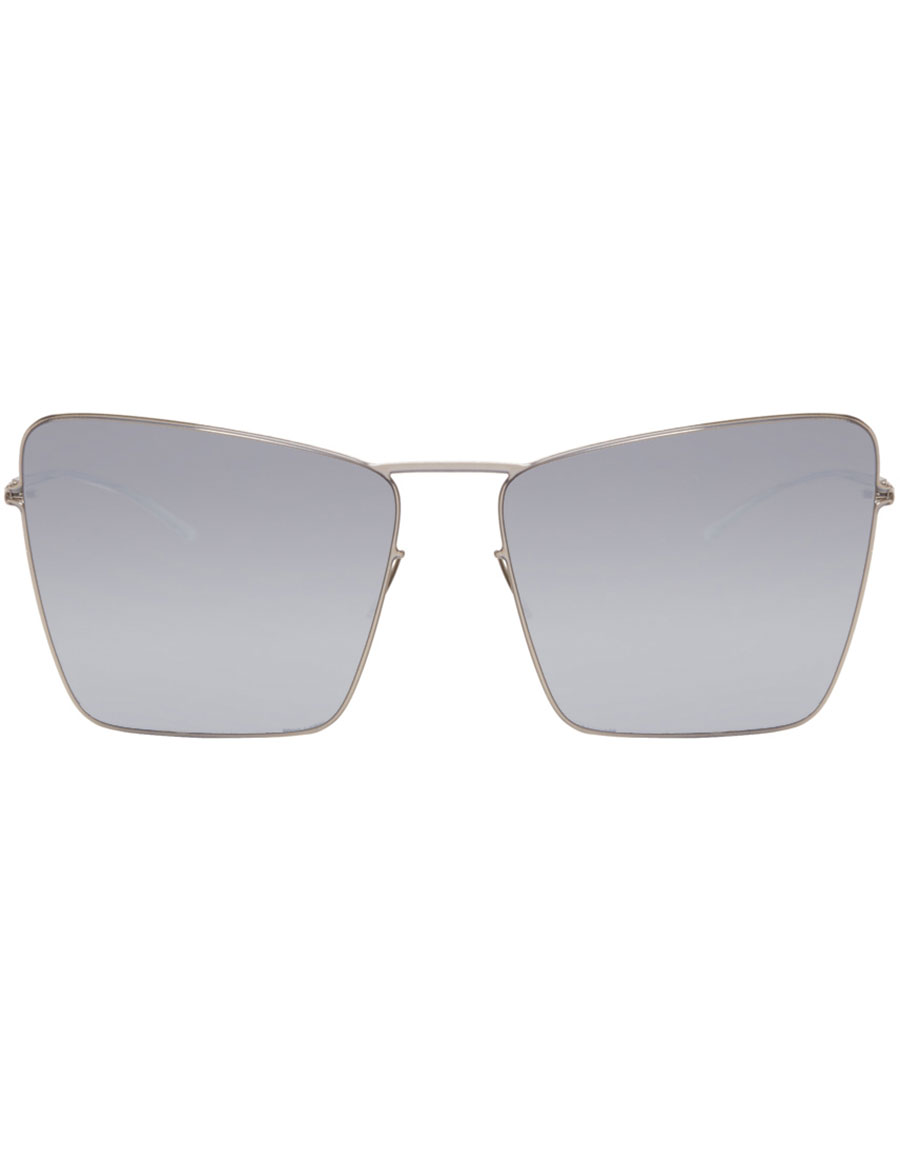 MAISON MARGIELA Silver Mykita Edition MMESSE014 Sunglasses