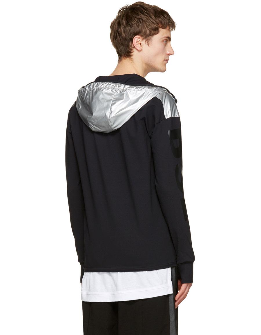 DIESEL Black X Collection Mo S Bob Bis Jacket