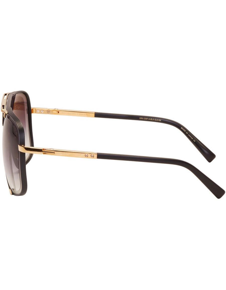 401582c3fff DITA Black Mach-Five Sunglasses · VERGLE