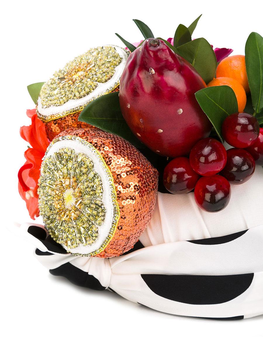 DOLCE & GABBANA Fruit hat