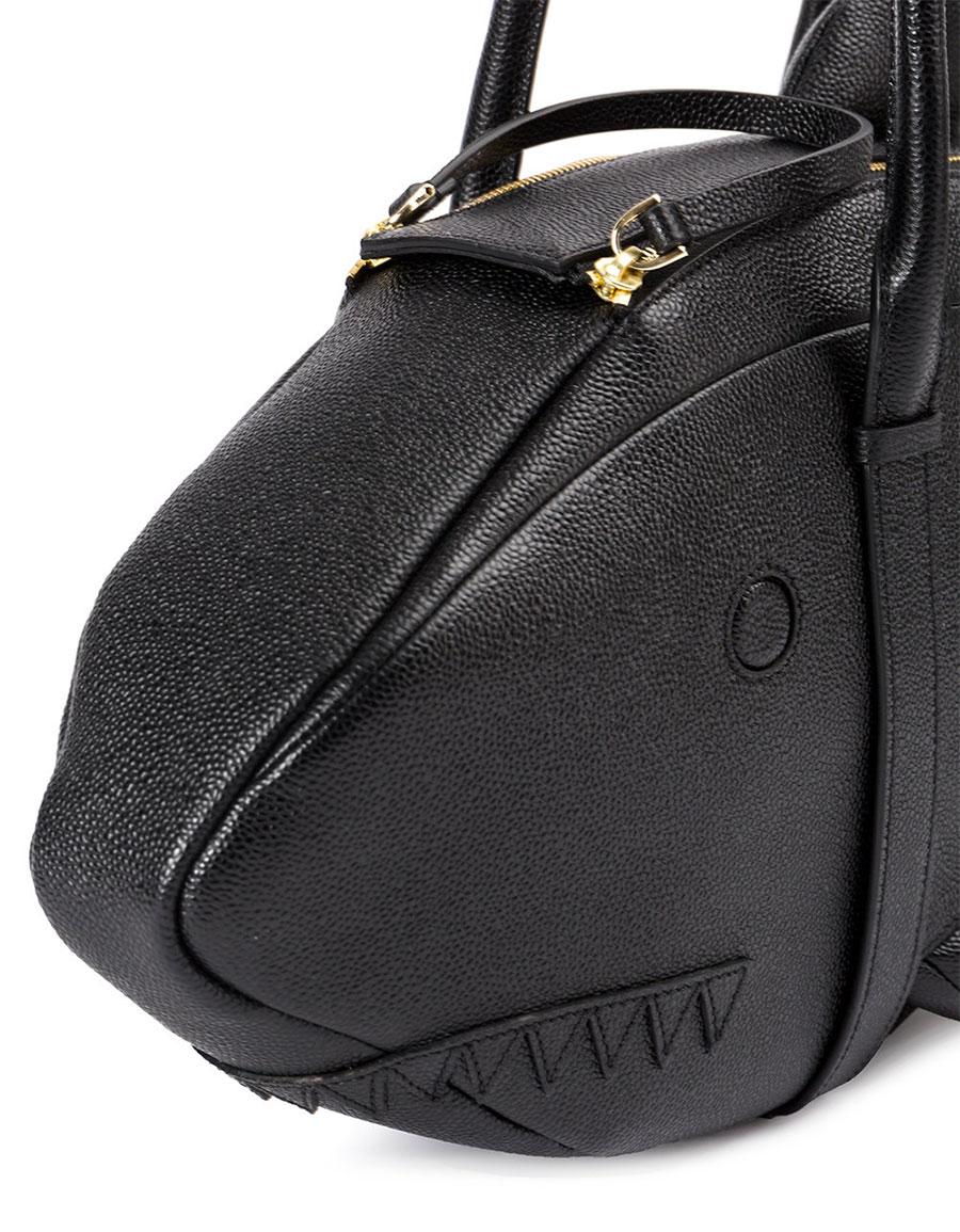 THOM BROWNE Fish shoulder bag