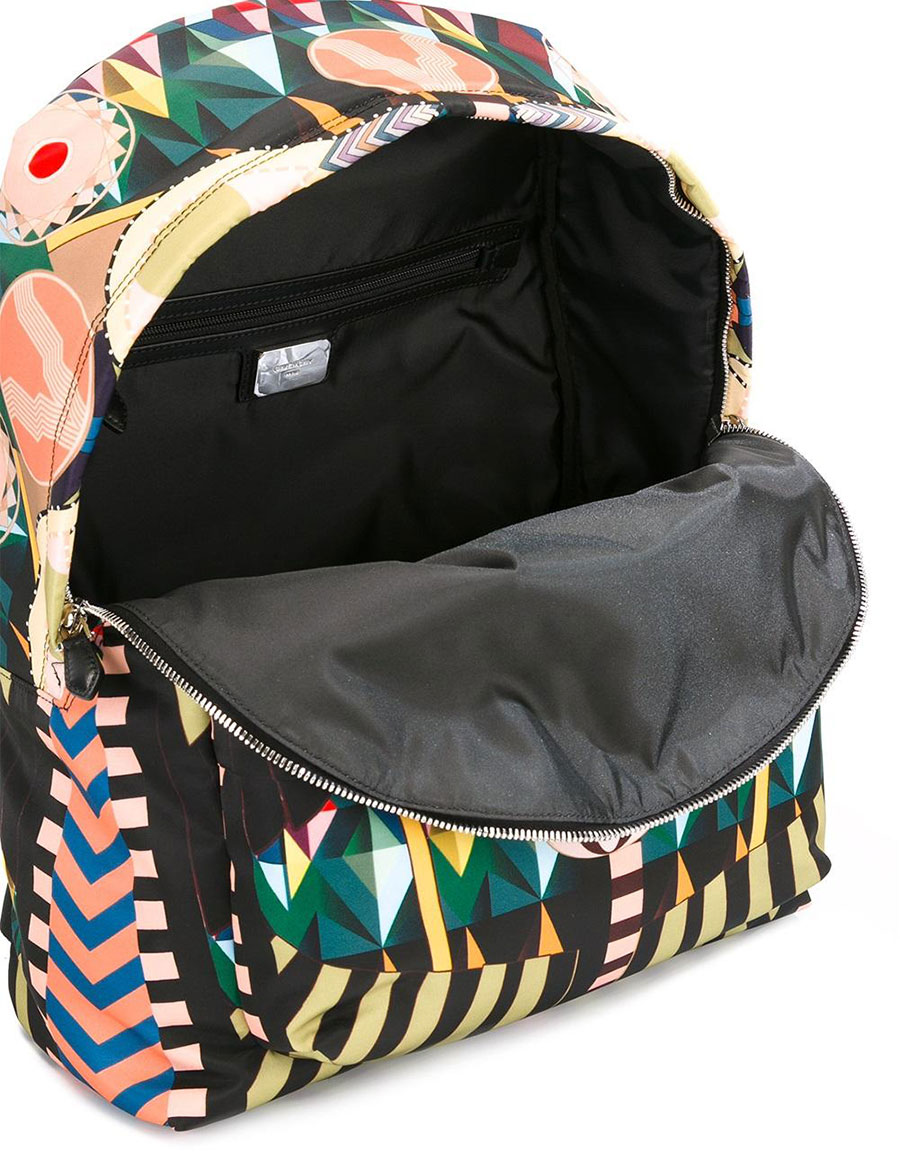 GIVENCHY 'Crazy Cleopatra' printed backpack