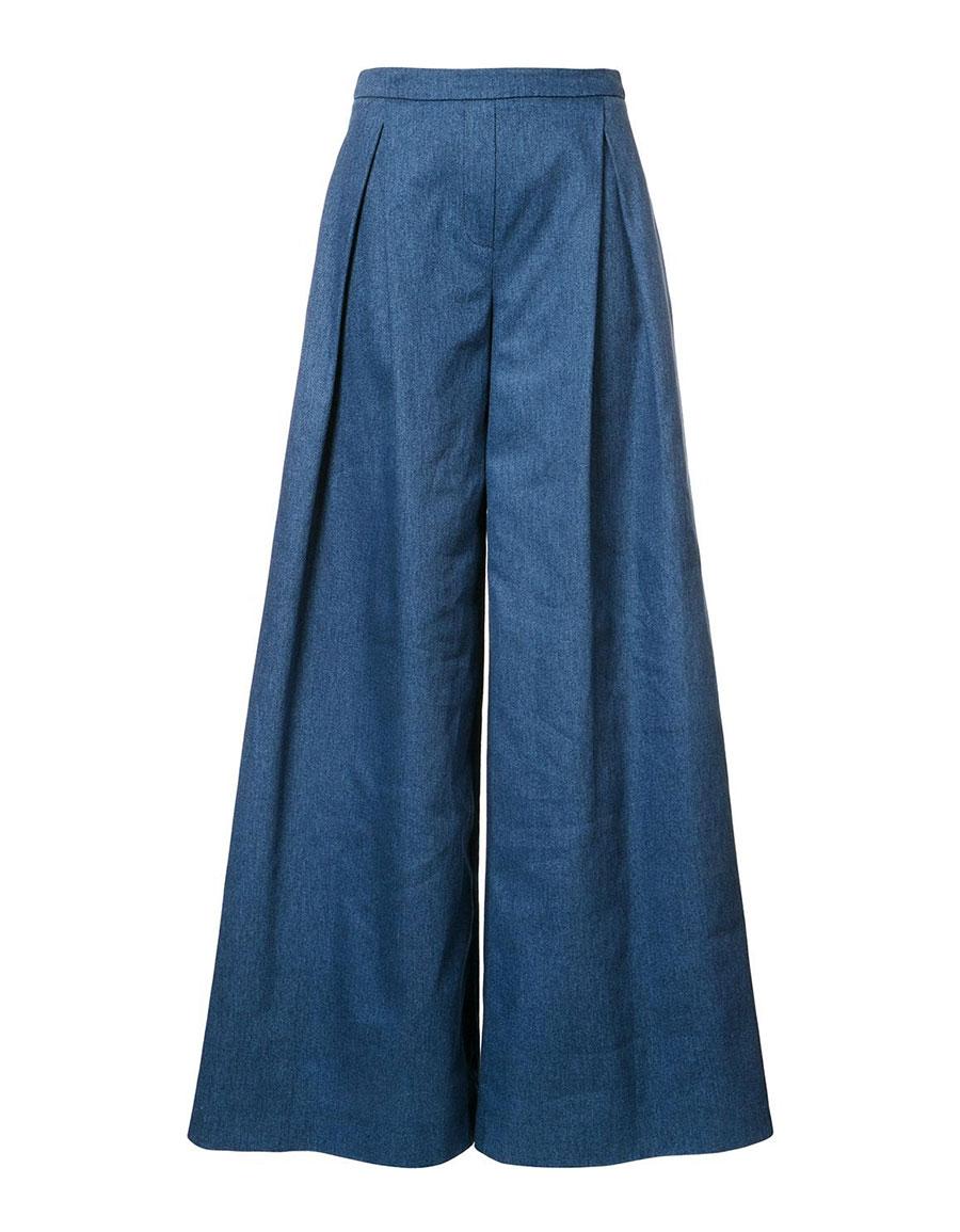 CAROLINA HERRERA Classic flared trousers