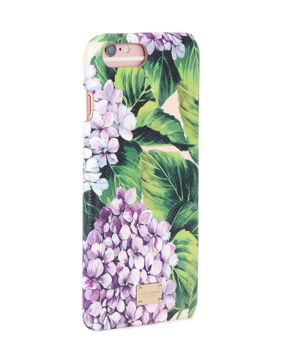 DOLCE & GABBANA iPhone 7 Plus leather case