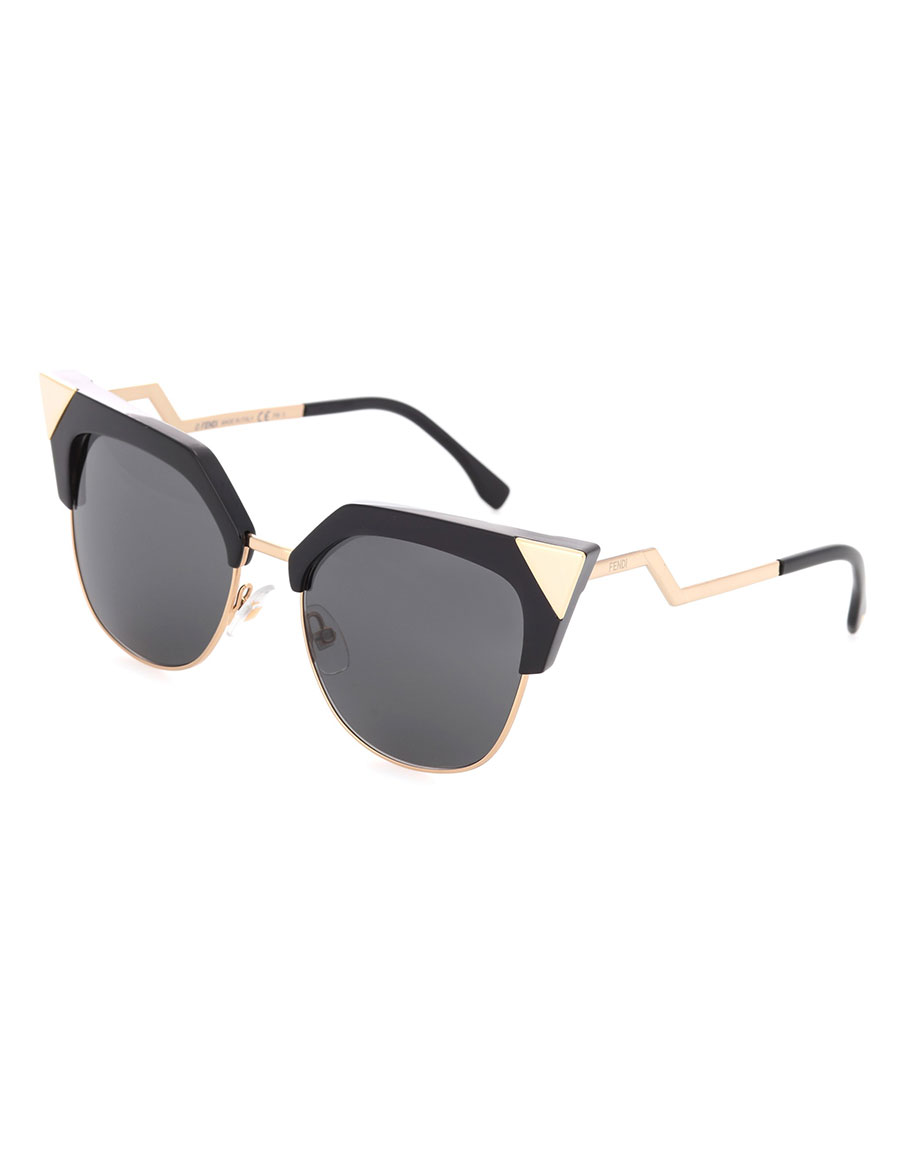 7d75f24f98be4 FENDI Cat-eye sunglasses · VERGLE