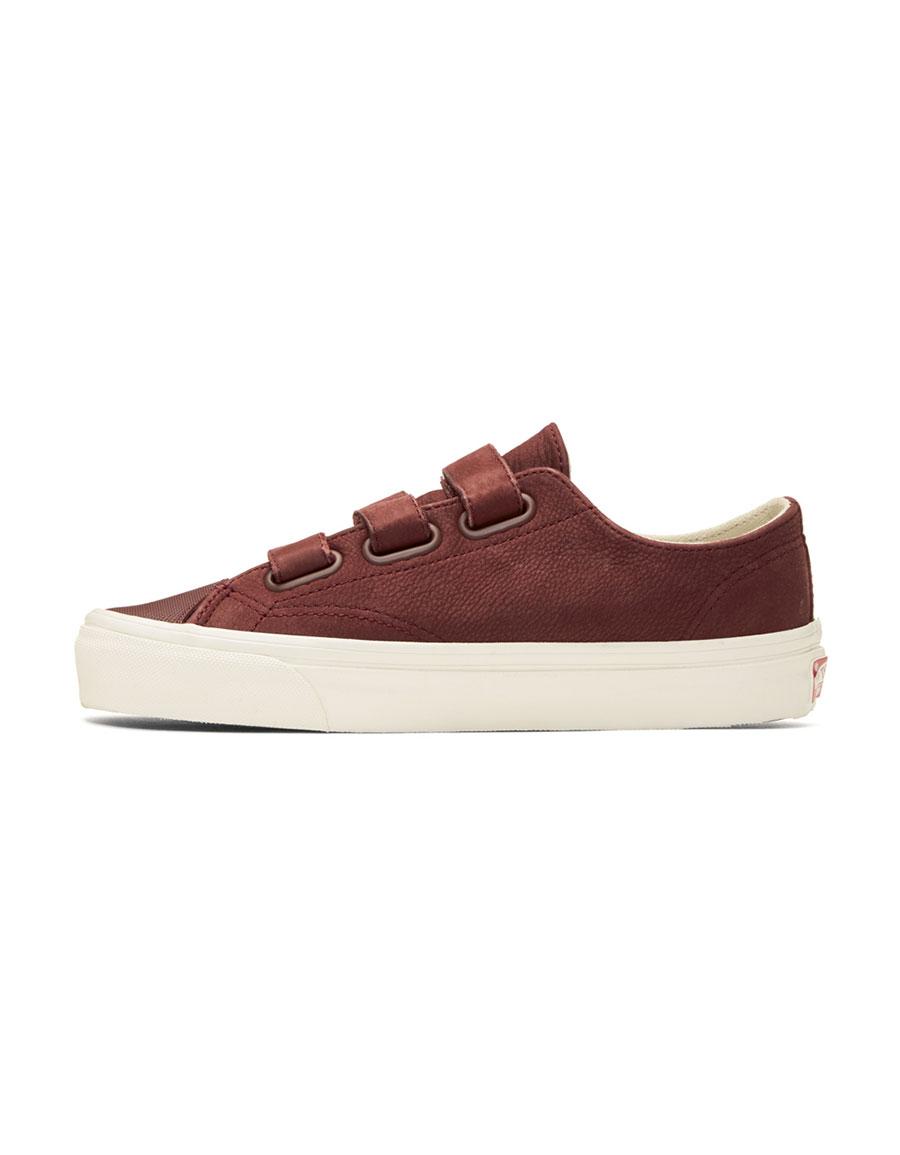 8422174719f57e VANS Brown OG Style 23 V LX Sneakers · VERGLE