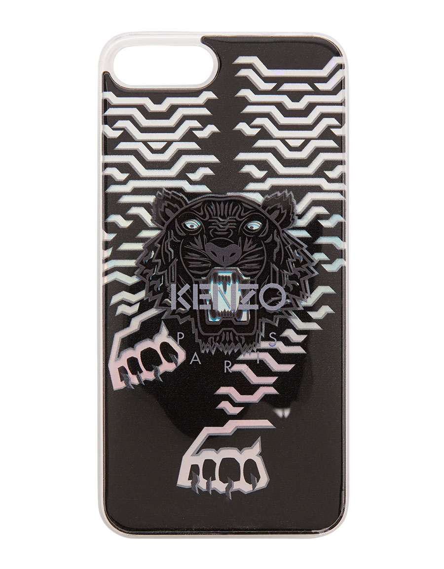 the best attitude cdaca 91162 KENZO Silver Geo Tiger iPhone 7 Plus Case · VERGLE
