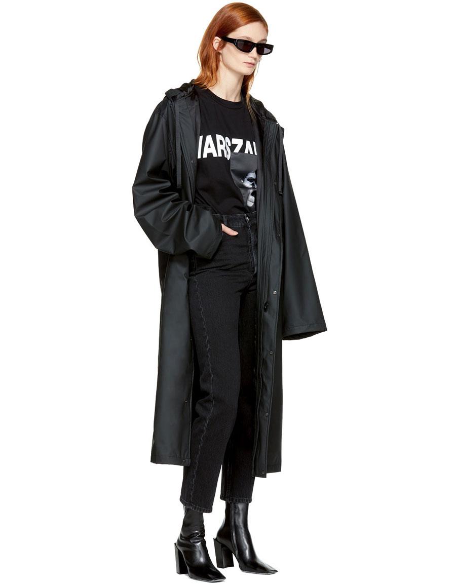 MISBHV Black 'Warszawa' T Shirt